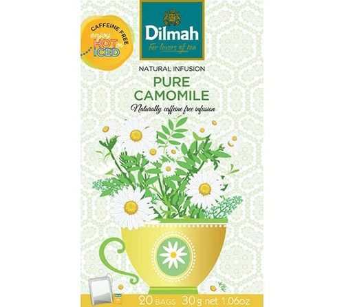 Pure Camomile Flowers